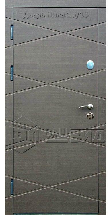 Дверь Ника 860*2050 (входная с улицы)