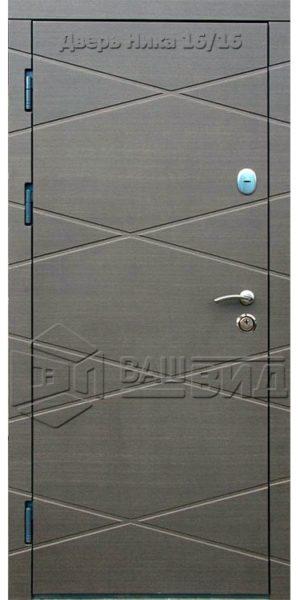 Дверь Ника 960*2050 (входная с улицы)