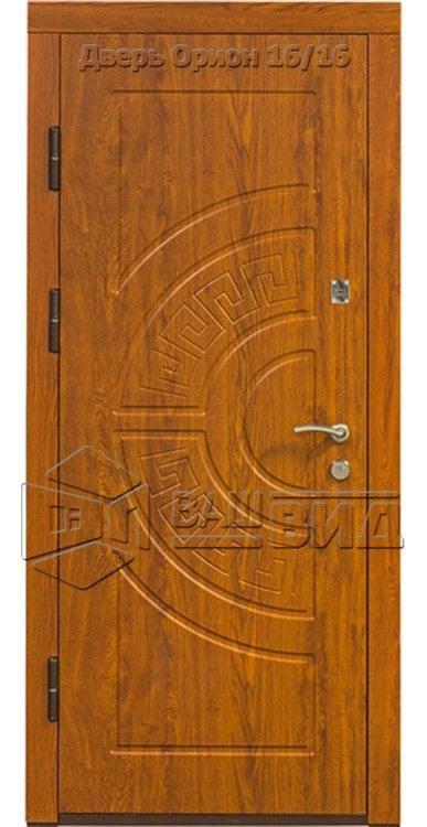 Дверь Орион №25 860*2040 (входная с улицы)
