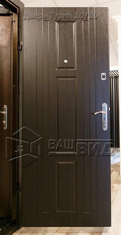 Дверь Турин 10 860*2050 (входная с улицы)