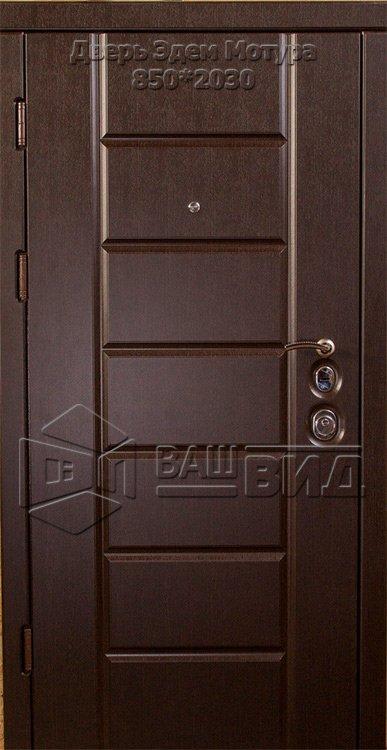 Двери Эдем Мотура 850*2030 (входные квартира) 5
