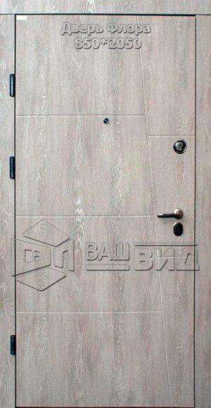 Двери Флора 860*2040 (входные квартира)