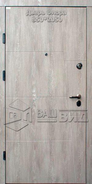 Двери Флора 850*2050 (входные квартира)