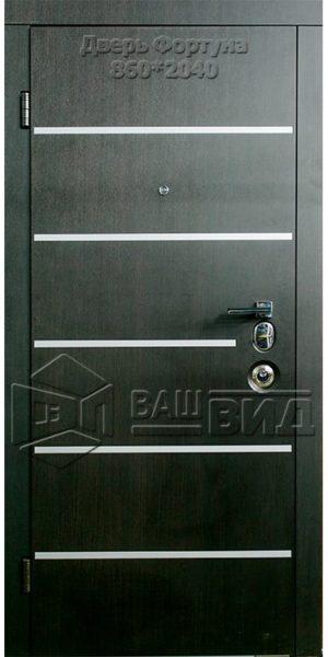 Двери Фортуна 860*2040 (входные квартира)