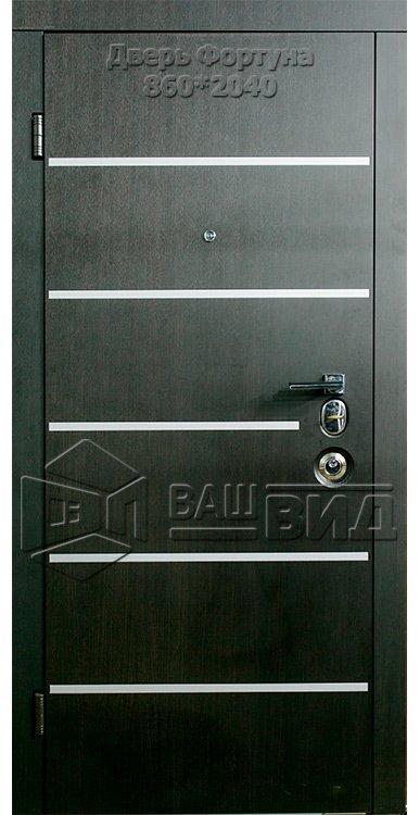 Двери Фортуна 860*2040 (входные квартира) 5