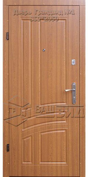 Двери Грандвид №1 860*2050 (входные квартира)