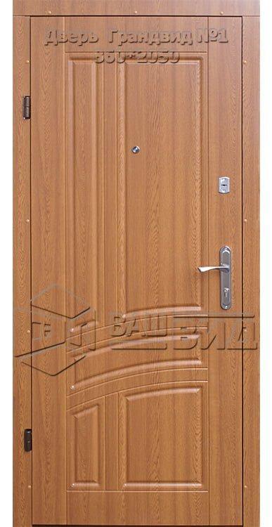 Двери Грандвид №1 860*2050 (входные квартира) 5