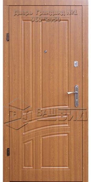 Двери Грандвид №1 960*2050 (входные квартира)