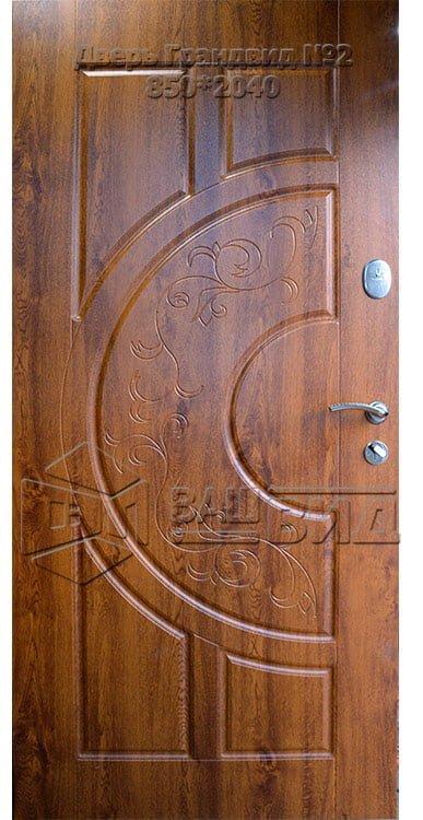 Входные двери (склад) • ВДК-524