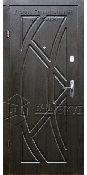 Двери Грандвид №3 860*2050 (входные квартира)