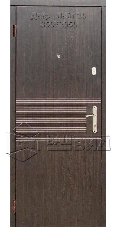 Входные двери (склад) • ВДК-508