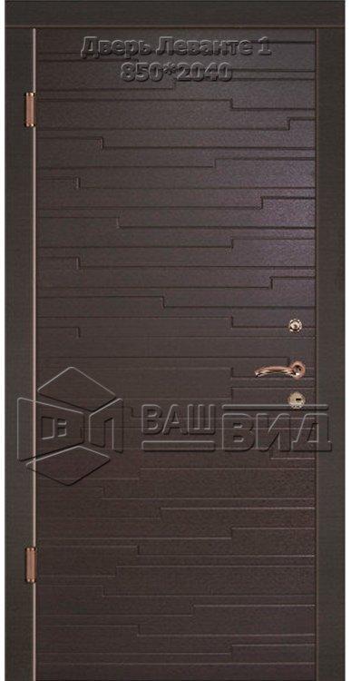 Двери Леванте 1 850*2040 (входные квартира) 5