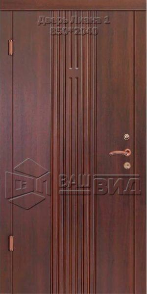 Двери Лиана 1 850*2040 (входные квартира)