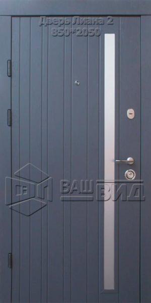 Двери Лиана 2 850*2050 (входные квартира)