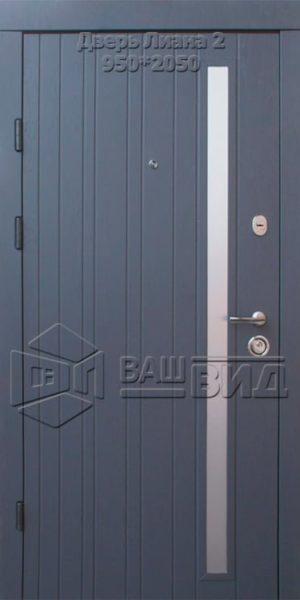 Двери Лиана 2 950*2050 (входные квартира)