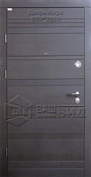 Двери Лира 860*2040 (входные квартира)