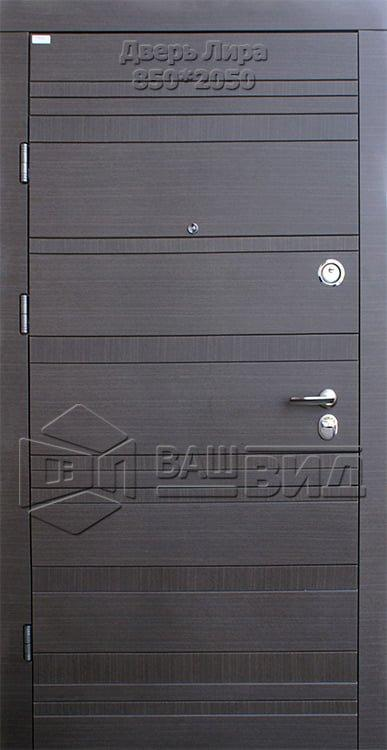 Двери Лира 850*2050 (входные квартира) 5