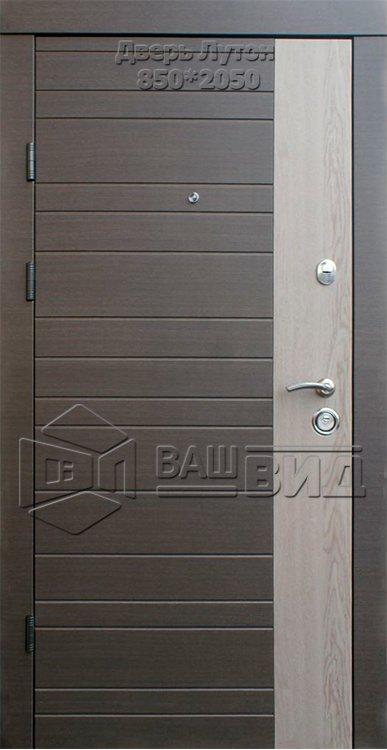 Двери Лутон 850*2050 (входные квартира) 5