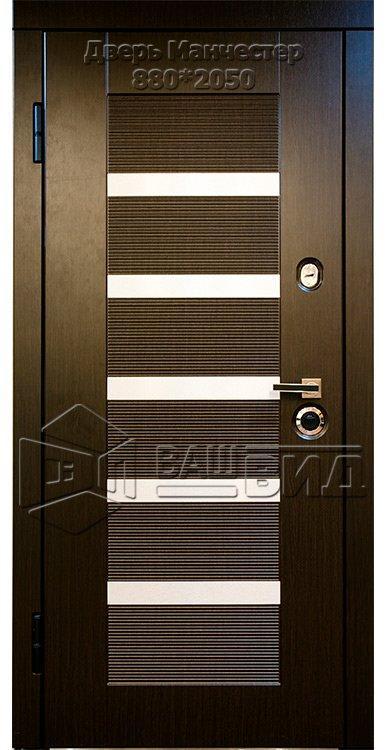 Двери Манчестер 880*2050 (входные квартира) 5