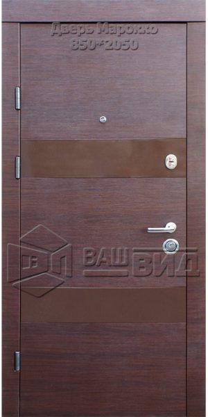 Двери Марокко 850*2050 (входные квартира)