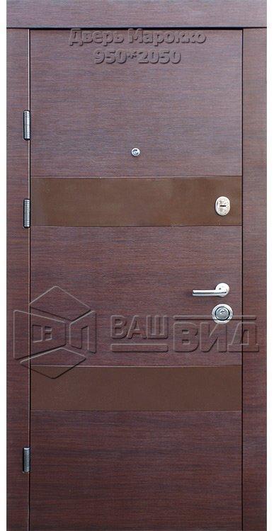 Двери Марокко 950*2050 (входные квартира)