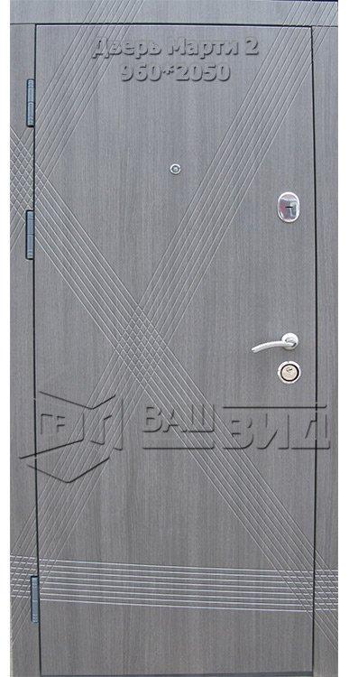 Двери Марти 2 960*2050 (входные квартира) 5