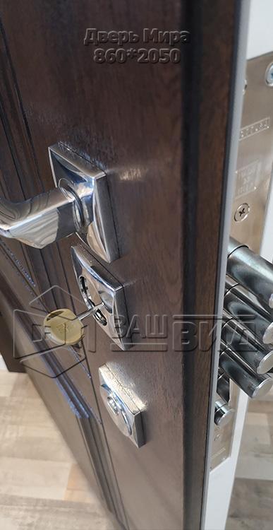 Дверь Мира 860-960*2050 (Универсальная) 6