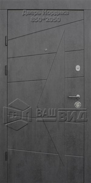 Двери Нордика 850*2050 (входные квартира)