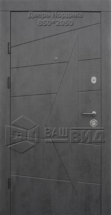 Двери Нордика 850*2050 (входные квартира) 5