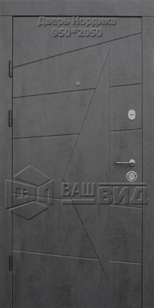 Двери Нордика 950*2050 (входные квартира)