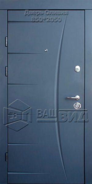 Двери Оливия 850*2050 (входные квартира)