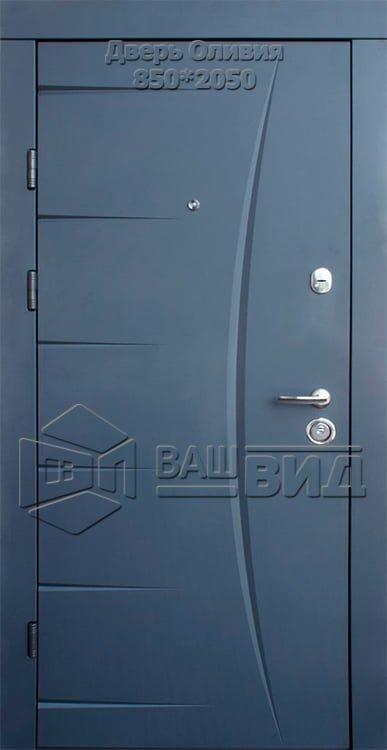 Двери Оливия 850*2050 (входные квартира) 5