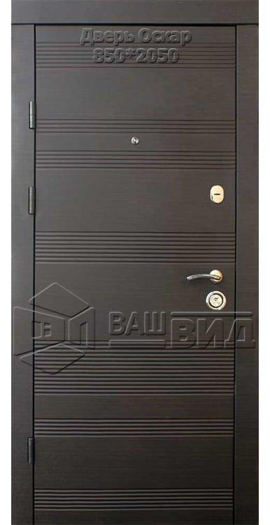 Двери Оскар 850*2050 (входные квартира) 5