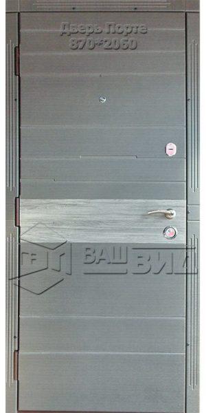 Двери Порте 870*2060 (входные квартира)