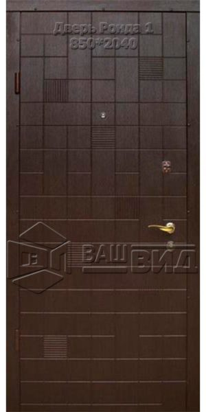 Двери Ронда 1 850*2040 (входные квартира)