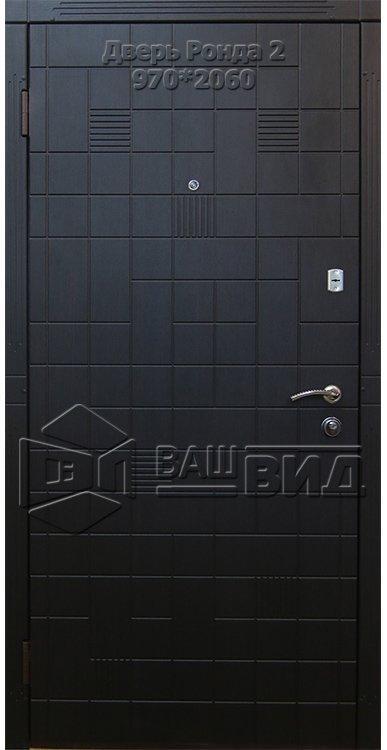 Двери Ронда 2 970*2060 (входные квартира)
