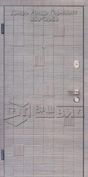 Двери Ронда Горизонт 850*2050 (входные квартира)