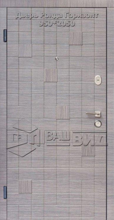 Входные двери (склад) • ВДК-593