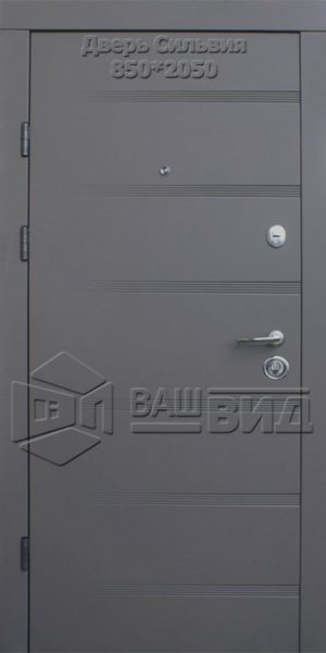 Двери Сильвия 850*2050 (входные квартира)