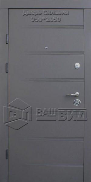 Двери Сильвия 950*2050 (входные квартира)