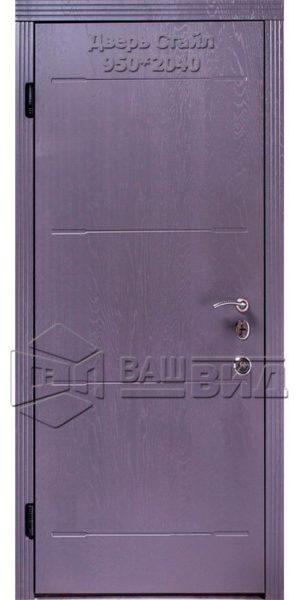 Двери Стайл 950*2040 (входные квартира)