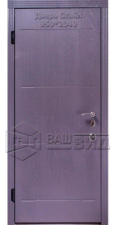 Двери Стайл 950*2040 (входные квартира) 5