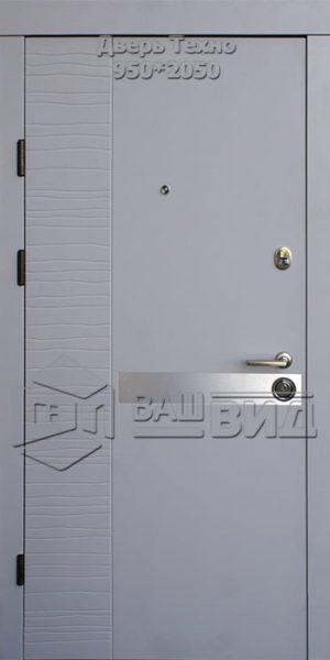 Двери Техно 950*2050 (входные квартира)