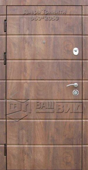 Двери Тринити 960*2040 (входные квартира)