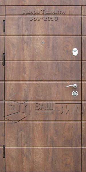 Двери Тринити 960*2050 (входные квартира)