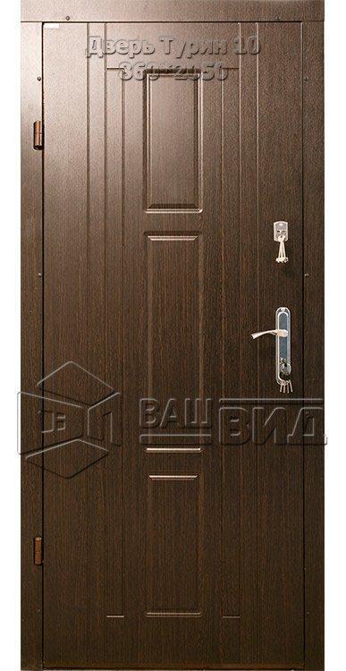 Двери Турин 10 860*2050 (входные квартира) 5