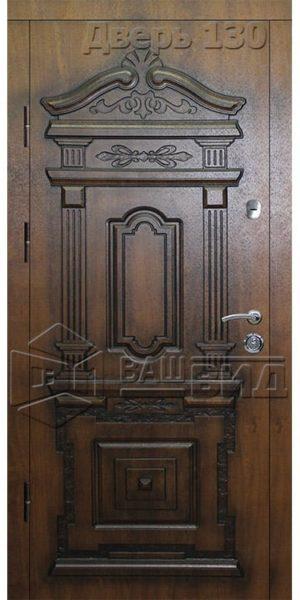 Дверь Рим 6 (входная улица)