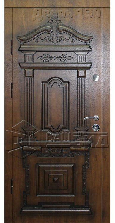 Дверь Рим 6 (входная улица) 5