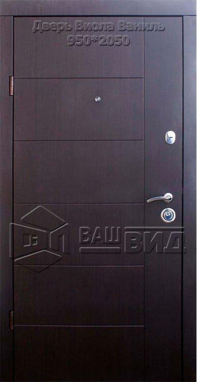 Входные двери (склад) • ВДК-591