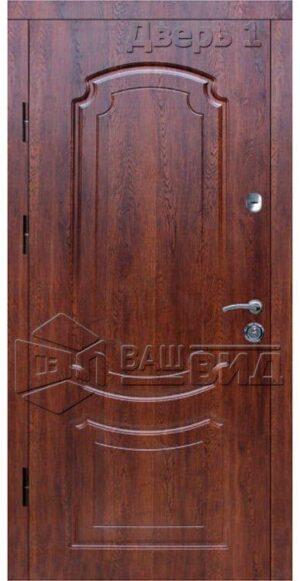 Дверь Б285 (входная квартира)